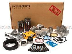 00-03 Mazda 626 Protege 2.0L DOHC Master Overhaul Engine Rebuild Kit FS