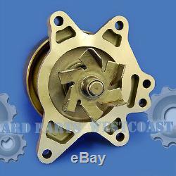 00-08 Toyota Corolla Matrix 1.8l 1zzfe Dohc Master Engine Rebuild Kit Graphite