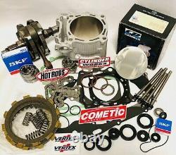 02-08 CRF450R CRF 450R Big Bore Stroker Motor Engine Rebuild Kit Complete 99 mil