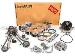 04-07 Dodge Dakota Durango Ram Jeep Chrysler 4.7L Engine Rebuilding Kit VIN N P
