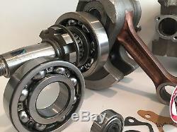 09-20 Raptor 700 108mm 815 Big Bore Stroker Motor Engine Rebuild Kit Hot Cam CP