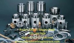 12.7 Detroit 60 series piston-less in-frame overhaul kit+headbolts & thermostats