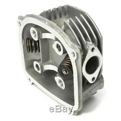 150cc GY6 Engine Rebuild Cylinder Head Piston Ring Kit Chinese Scooter 57mm Bore