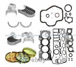 2004-2015 Scion TC 2.4L / 2AZFE 2.4L ENGINE RE-RING KIT GRAPHITE