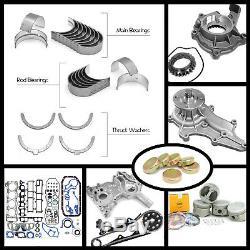 85-95 Toyota Celica 4runner 2.4l 22re 22rec Sohc Heavy Duty Engine Rebuild Kit
