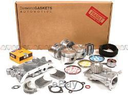 86-87 Mazda 626 B2000 2.0L SOHC Engine Rebuild Kit FE FE-T FEH1 FEH5