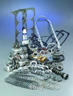 92-96 FITS FORD BRONCO F150 5.0 302 With1.600 PISTON ENGINE MASTER REBUILD KIT