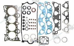 96-00 Honda CIVIC 1.6l D16y D16y7 D16y8 Sohc Master Rebuild Kit Graphite