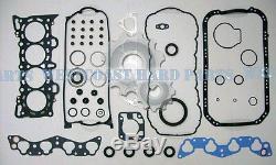 96-00 Honda Civic Del Sol 1.6L SOHC D16Y D16Y5 D16Y7 D16Y8 RE-RING KIT