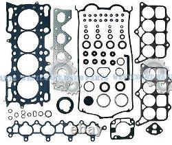 97-01 Honda Prelude Gasket Engine Rebuild RE-RING KIT 2.2L H22A4 DOHC 16V VTec