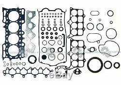 98-01 Honda Prelude 2.2L H22A4 DOHC 16V VTec NPR & KING Rebuild RE-RING KIT