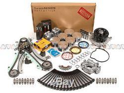 99-03 Dodge Durango Dakota Ram Cherokee 4.7L Master Overhaul Engine Rebuild Kit