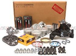99-06 Chevrolet Express GMC Sierra 4.3L Vortec Master Engine Rebuild Kit VIN W X
