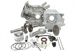 Assembled Engine Short Cylinder Block For Honda GX160 Crankshaft Piston Gaskets