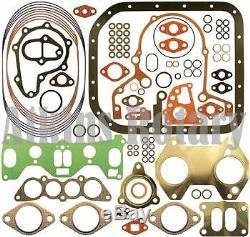 Atkins Rotary Turbo Engine Gasket Kit 1989 To 1991