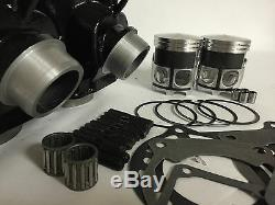 Banshee 350 Stock Bore 64mm Cylinders Pistons Motor Engine Top End Rebuild Kit