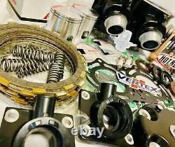 Banshee Cylinders Complete Engine Bottom End Motor Rebuild Repair Kit Wiseco