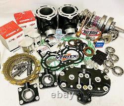 Banshee Cylinders Complete Rebuilt Motor Engine Rebuild Assembly Kit Top Bottom