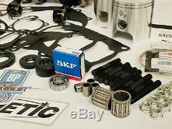 Banshee Cylinders Crank Motor Engine Rebuild Kit Complete Top Bottom End Wiseco