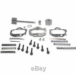 Buick 350 Performance Engine Rebuild Kit HI COMP Pistons 1968-80 Century Regal