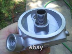 Buick Grand National OIL FILTER ADAPTER -OIL PUMP REFRESH KIT 231 V6 3.8 3.8L