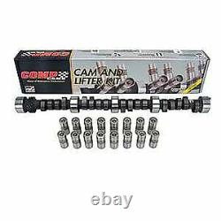 COMP Cams CL12-602-4 Big Mutha' Thumpr Hydraulic Flat Tappet Camshaft and Lifter