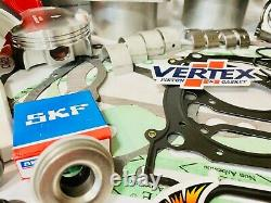 Can Am Renegade 800 800X Rebuild Motor Engine Complete Kit Top Bottom En Wiseco