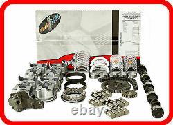Chevrolet SBC 400 6.6L V8 Master Engine Rebuild Kit with Stage-3 HP Cam