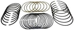Chevy 327 350 5.7 5.7L Engine Rering Kit Bearings+Gaskets+Piston Rings 1969-79