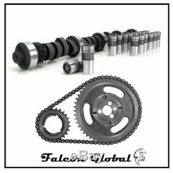 Chevy 327ci 360HP L79 MASTER Engine Rebuild Kit Forged Pistons Stage 2 Cam 68