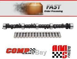 Comp Cams CL11-602-4 Mutha Thumpr Camshaft & Lifters Chevrolet BBC 522/507 Lift
