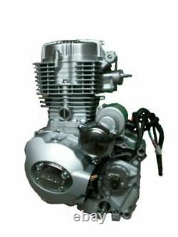 Cylinder Engine Rebuild Kit Zongshen Loncin Cg250 167fmm 250cc Water Cooled Atv