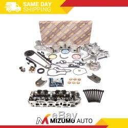 Cylinder Head & Engine Rebuild Kit Fits 85-95 Toyota 4Runner Pickup 2.4 22RE