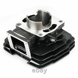 Cylinder Piston Gasket Top End Engine Rebuild Kit for Yamaha DT175 66mm