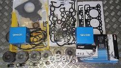DISCOVERY RANGE ROVER SPORT 3.0 ENGINE REBUILD KIT-STD. PISTONSx6 -2010 on
