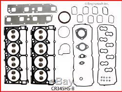 Dodge Chrysler 2003-2008 Hemi 345 5.7l V8 Engine Overhaul Rebuild Kit