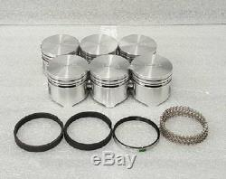 Dodge Plymouth 225 MASTER Engine Kit Pistons+Rings+Cam+Lifters+Bearings 1960-76