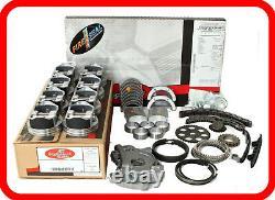 ENGINE REBUILD KIT 99-01 Chevy Silverado Tahoe Suburban 325 5.3L V8 LM7 VORTEC