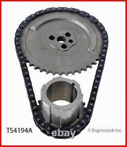ENGINE REBUILD KIT Fits 1999-2001 CHEVROLET GMC 5.3L VORTEC with FLAT-TOP PISTONS