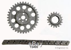 ENGINE REBUILD KIT for 1967-1985 SBC CHEVY GM TRUCK 350 5.7L OHV V8