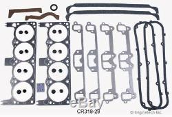 ENGINE REBUILD KIT for 1970-1973 DODGE CHRYSLER MOPAR 318 5.2L OHV V8