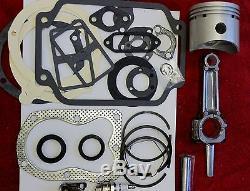 ENGINE REBUILD KIT for 8HP KOHLER K181 and M8 WithFREE ITEMS, for Kohler