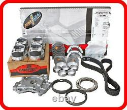 ENGINE REBUILD OVERHAUL KIT Fits 2002-2004 FORD FOCUS SVT 2.0L 16V ZETEC VIN5