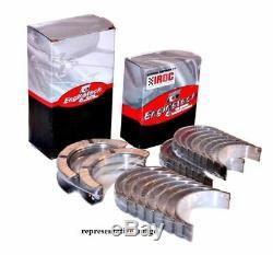 Engine Crankshaft Kit with Bearings for 1999-2006 Chevrolet Gen III LS 3.622