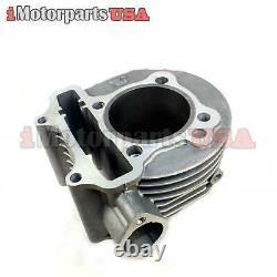 Engine Cylinder Rebuild Kit For Manco Asw Carbide Zircon Helix 150 150cc Go Kart