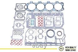 Engine Minor Rebuild Kit, Overhaul Kit, Lister Petter, Onan, LPW4, DN4M