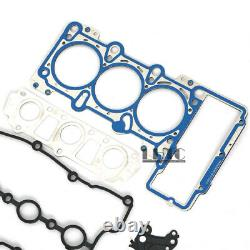 Engine Pistons Gaskets Overhaul Rebuild Kit For Audi A6 A7 A8 S4 S5 Q7 3.0 TFSI