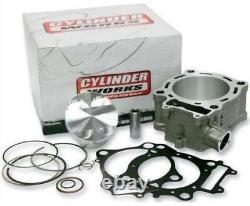 Engine Rebuild HOTRODS 2002-08 CRF450R 511CC Big Bore Cylinder Stroker Crank Kit