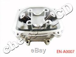 Engine Rebuild Kit Cylinder Kit Engine Head 157QMJ Chinese 150cc GY6 Scooter