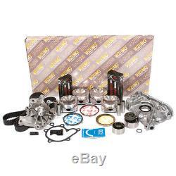 Engine Rebuild Kit Fit 00-03 Mazda Protege Protege5 626 2.0L DOHC FS